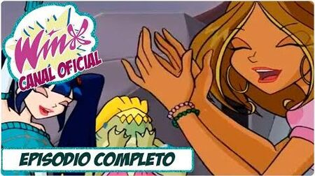 """Winx Club 3x03 Temporada 3 Episodio 03 """"La Princesa y la Bestia"""" Español Latino"""