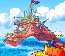Pirate Island p21