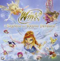 Winx Club-Il Segreto Del Regno Perduto front