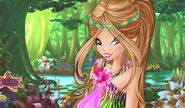 Winx Club - Tour on Linphea!