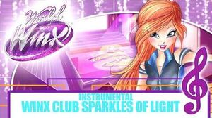 World of Winx OST Sparkles of Light Instrumental EXCLUSIVE