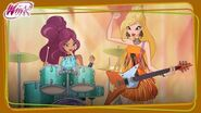 Winx Club World of Winx - You're still the Only One Instrumental! - Season 2