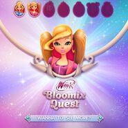 Bloomix Quest (Flora) - Battle Dress (Promo)