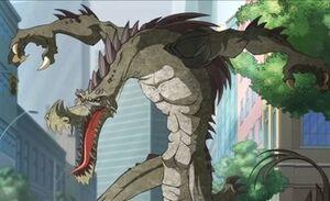 Omul Crocodil