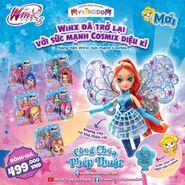 Cosmix Fairy - Promo - VN
