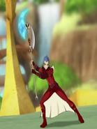 Nex's weapon