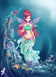 Roxy mermaid by fantazyme-d333gm5