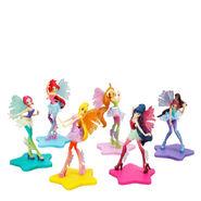 Sirenix Figurines - Group