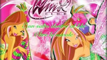 Winx Club - Oltre le Nuvole (Lyrics)