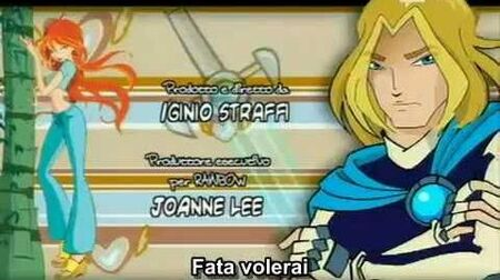 Winx Club Season 3 Ending (Italian)