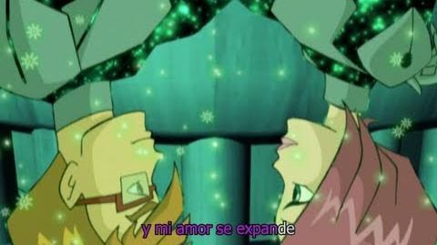 """Chain Reaction """"Reacción en Cadena"""" Winx Club En Concierto CASTELLANO!"""