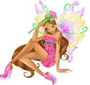 Flora Mythix 2D Fanmade