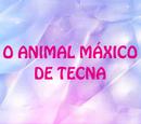 O animal máxico de Tecna