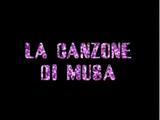 La cançó de la Musa