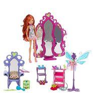 Glam Magic Dressing Room