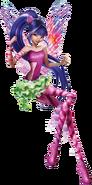 Winx Club Musa Movie Sirenix pose