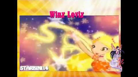 Winx Club ~Lovix~ Without voices