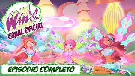 "Winx Club 4x16 Temporada 4 Episodio 16 ""Un Mundo Virtual"" Español Latino"