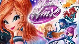 HEY HEY WINX World Of Winx