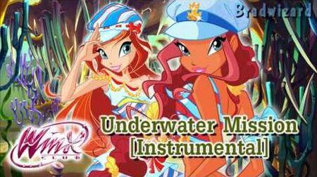 Winx Club 5- Underwater Mission -Instrumental-