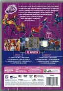 World of Winx Season 1 (2 DVD) - Back Cover