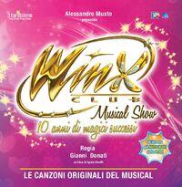 WCMS Soundtrack Album Cover