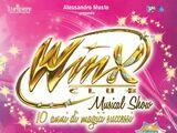 Winx Club Musical Show - 10 anni di magici successi