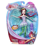 Tecna Sirenix Deluxe Fashion Doll 2