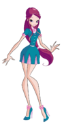 Winx roxy retro alfea casual by enchantingunixfairy-d992evh