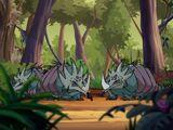 Herbivorous Dragon