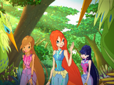 Hijas de la Naturaleza