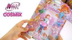Winx Club - Scopriamo insieme la nuova collezione Winx Cosmix!