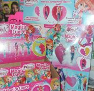 Winx Magic Heart - Package