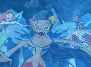 --Kalia-- como sirena-monsturo