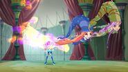 Lazuli, Witch, Bloom - Episode 614 (1)
