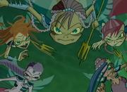 Winx Mer-Monsters