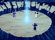 Andros creating portal