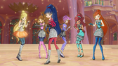 Winx 8 Space Outfit