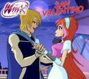 Winx Club - San Valentino