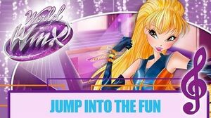 Winx Club - World of Winx - Jump Into The Fun FULL SONG