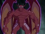 Valtor forma demon