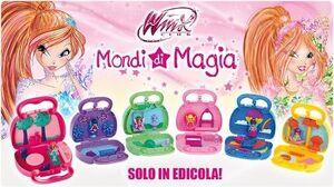 Winx Club - Scopriamo insieme Winx Mondi di Magia!
