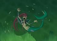 Coralia mer monster