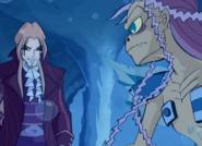 Mer-monster Celina and Valtor