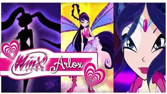 Winx Club - Musa All Transformations