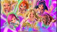 Winx Club Magical Adventure - Famous Girls