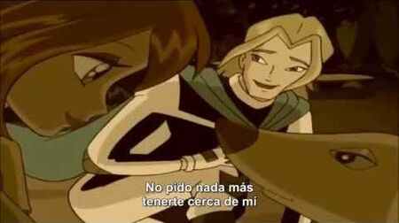 Winx Club - I won't ask for more (Spanish)