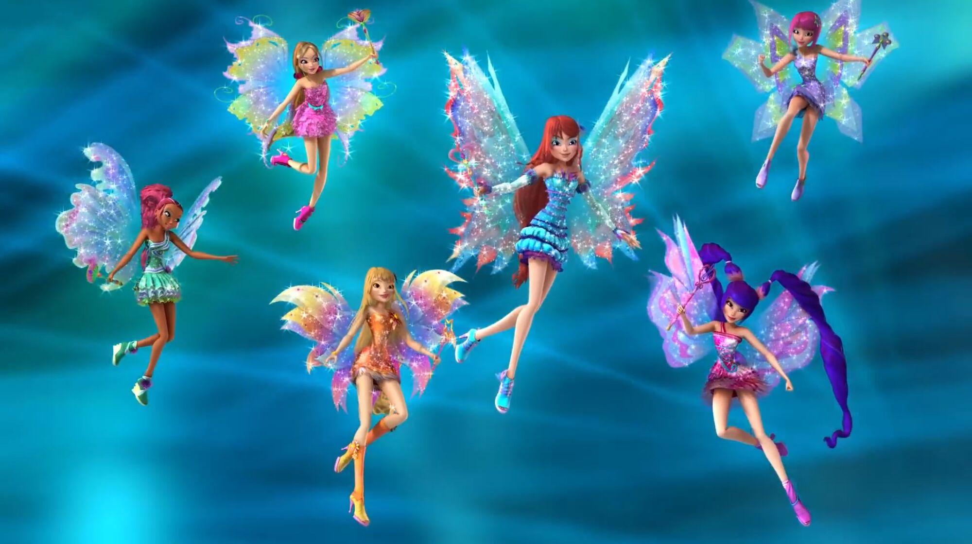 The Legendarium World of Mythix | Winx Club Wiki | FANDOM