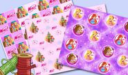 Baby Bloom, Stella & Flora - Christmas Wrappers -4