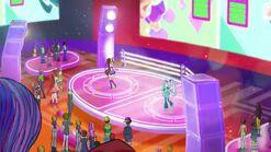 El concurs de ball de Melodia